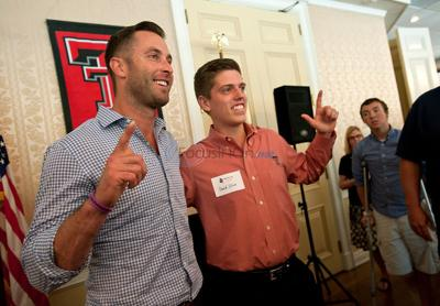 Kingsbury, Smith brewing excitement at Tech