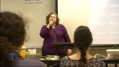 ASL training program at TJC celebrates 20th year
