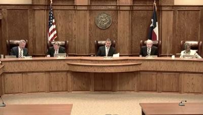 Commissioners accept annual review of Smith County Tax Abatement Agreement
