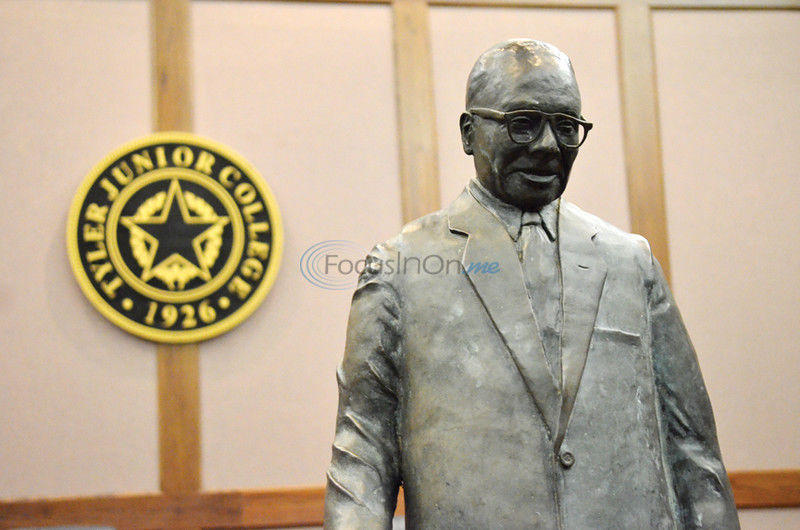 VIDEO: TJC statue returns to campus after missing for 18 years