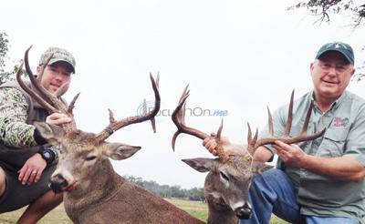 Double Drops: Father/Son Hunt Produces A Pair Of Memorable Bucks