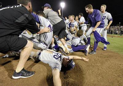 TCU tops Texas A&M, advances to third College World Series