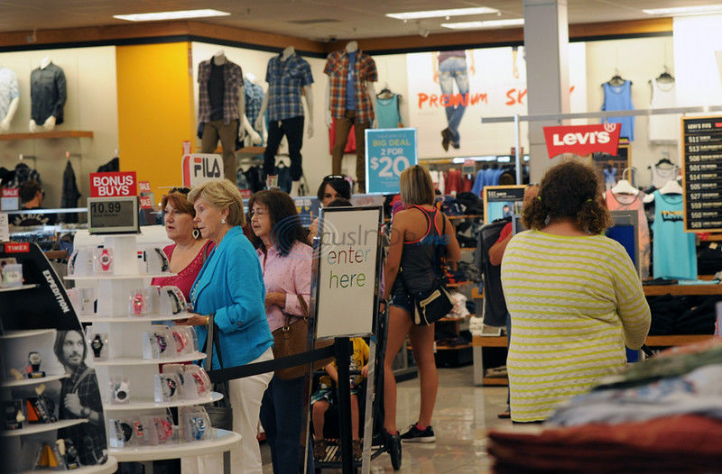 Stocking Up: Tax-free weekend means savings for area shoppers