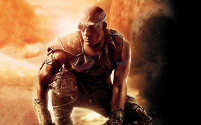"""Diesel's """"Riddick"""" brings summer to fun, pulpy end"""