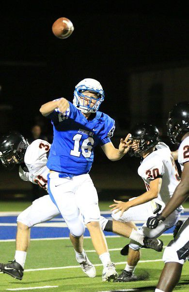 Gladewater rolls to victory over Spring Hill
