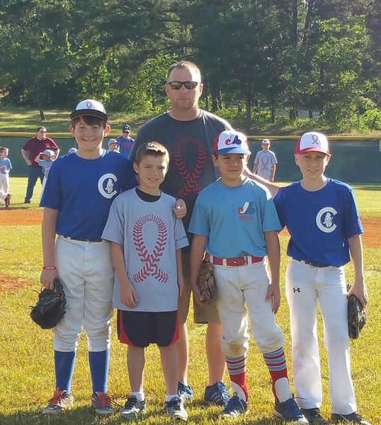 RCWLL holds Collin Boyd Benefit Tournament