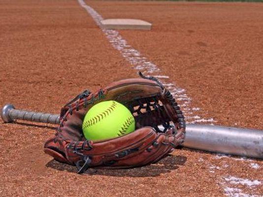 Softball Playoff Pairings