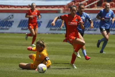 NWSL Red Stars Dash Soccer