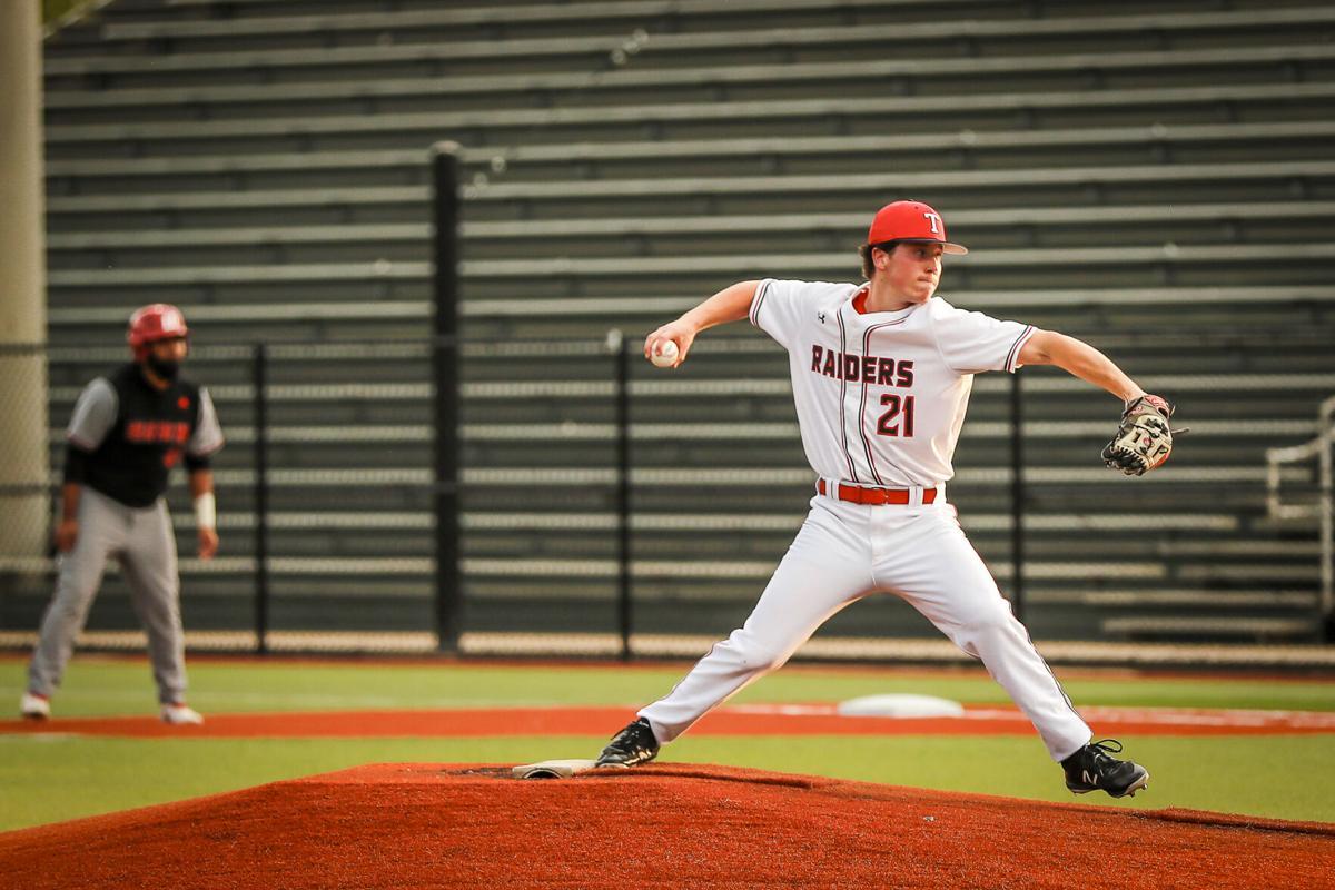 Tyler Legacy pitcher