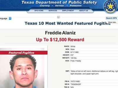 Texas 10 Most Wanted program leads to 28 arrests last year