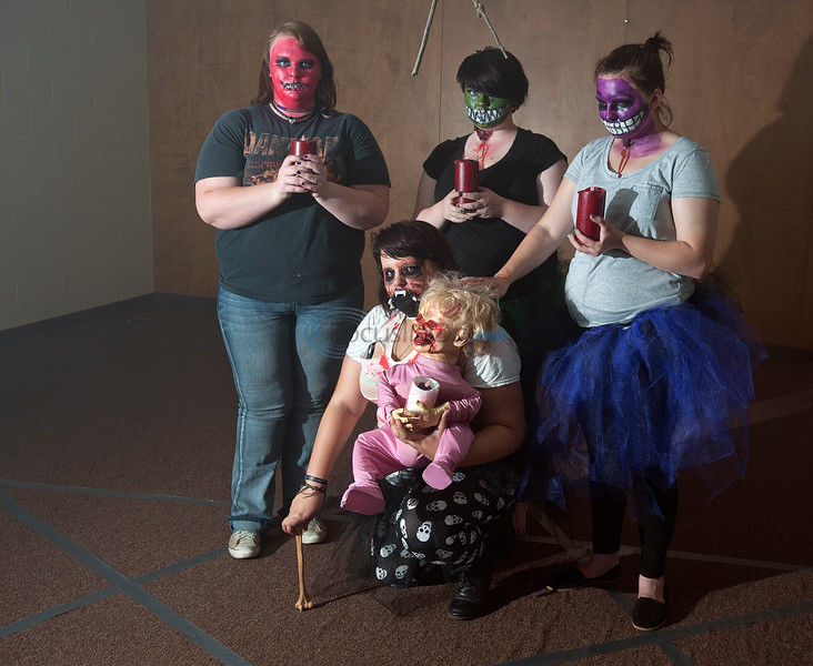 Haunted house proceeds benefit the Jacksonville College Band (with VIDEO)