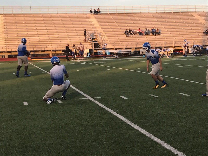 Big plays carry John Tyler over Rockwall-Heath 37-33 in key 11-6A game