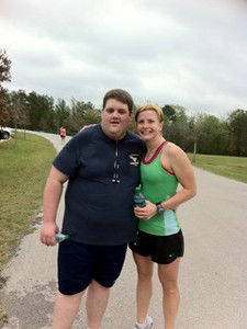 In Loving Fitness: Race honors man's struggle, life
