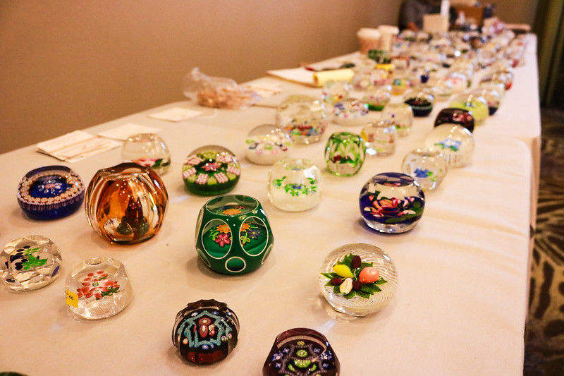 Paperweight Collectors Association of Texas bring mini masterpieces to Tyler