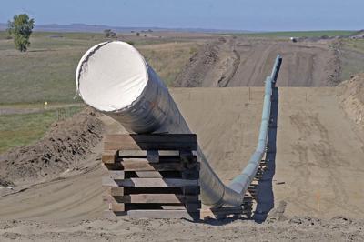 Dakota Access company seeks to block pipeline study