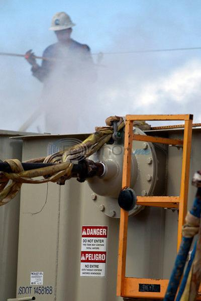 Elevated levels of heavy metals may be from fracking in Texas