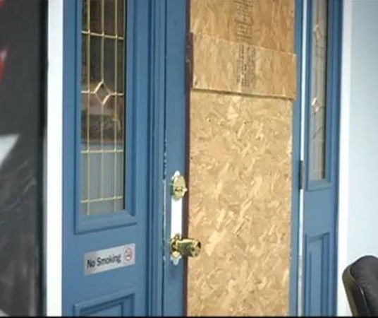 Burgled Pa. tattoo shop offers body art for info