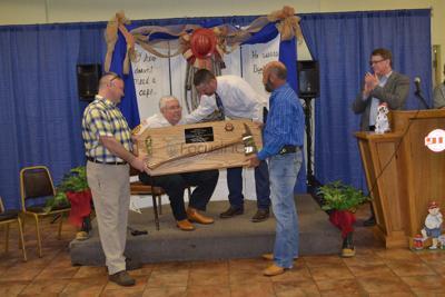 Overton celebrates fire chief's 6 decades