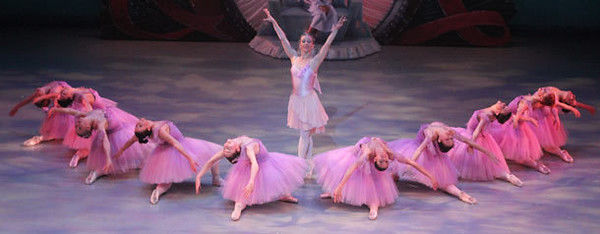 """The Nutcracker,"" presented by TJC Academy of Dance"