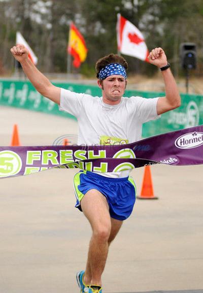 FRESH 5K Race Results