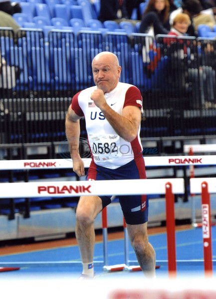 Life's hurdles: 62-year-old athlete continues lifelong love of track, field