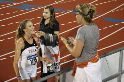 Gorman grad running in NCAA Track & Field finals