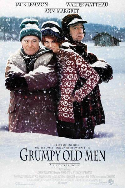 Dinner & A Movie: Grumpy Old Men - Lemmon, Matthau star in Thanksgiving collaboration