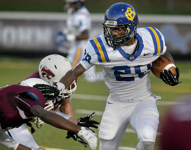 Whitehouse dominates second half against Chapel Hill