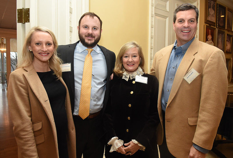 IN Focus: Literary Council's Circle of Honor Donor Luncheon 01.18.17