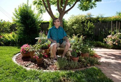 Shade-loving plants can brighten the garden