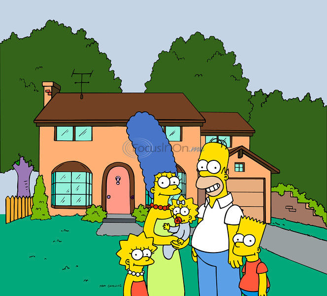 'The Simpsons' to get a Lego series