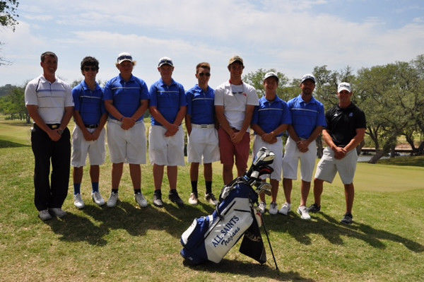 Lady Trojans finish fourth in TAPPS 4A golf