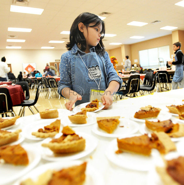 'Hard holiday' haven: Attendees encouraged to 'Eat 'til you get full'