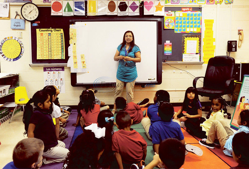 Dual language program doubled over past 5 years