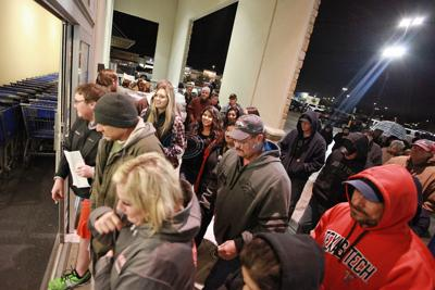 Black Friday, the Super Bowl of shopping, started early again this year