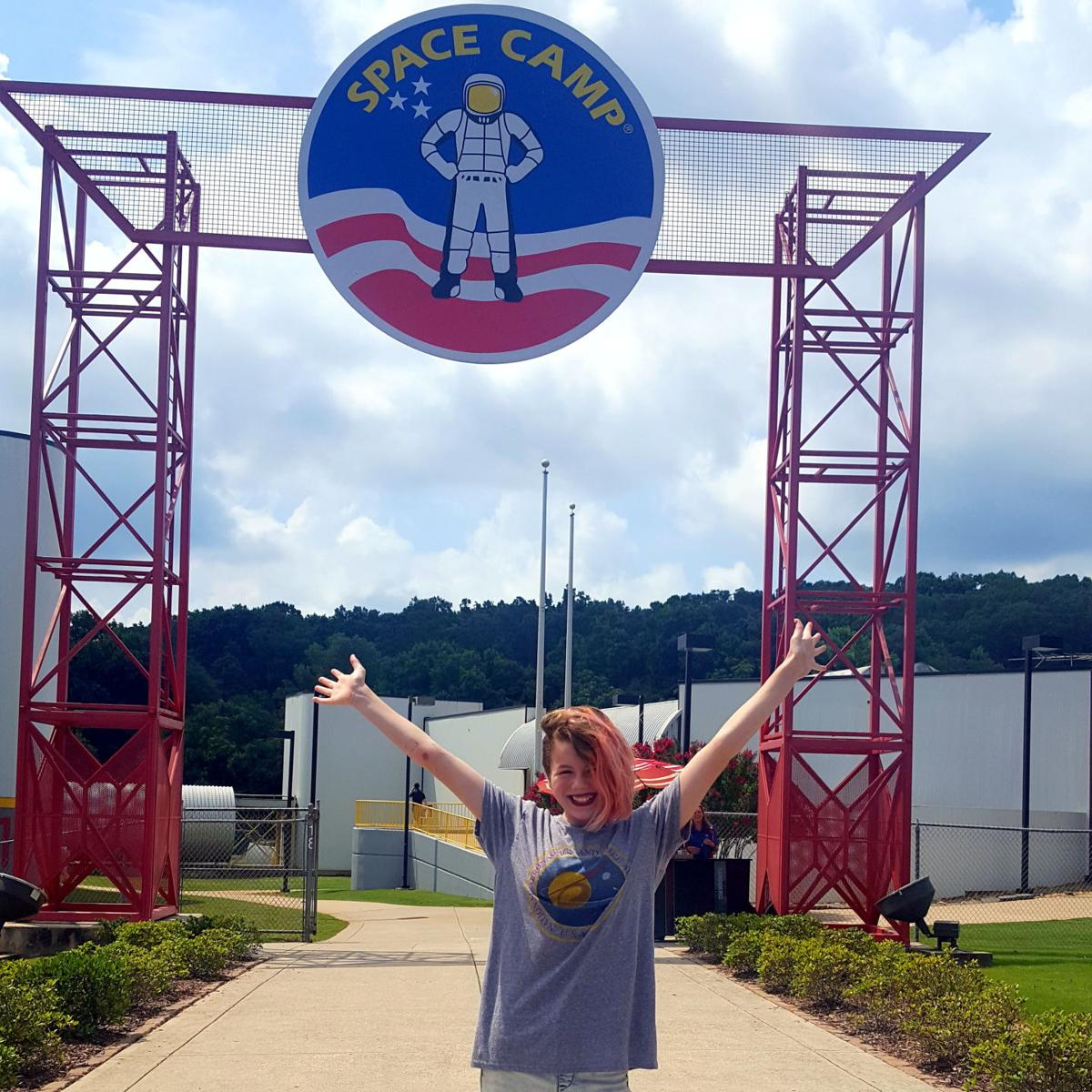nasa space camp for adults