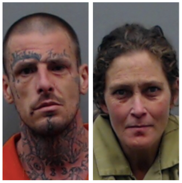 Two arrested in Smith County on suspected theft charges