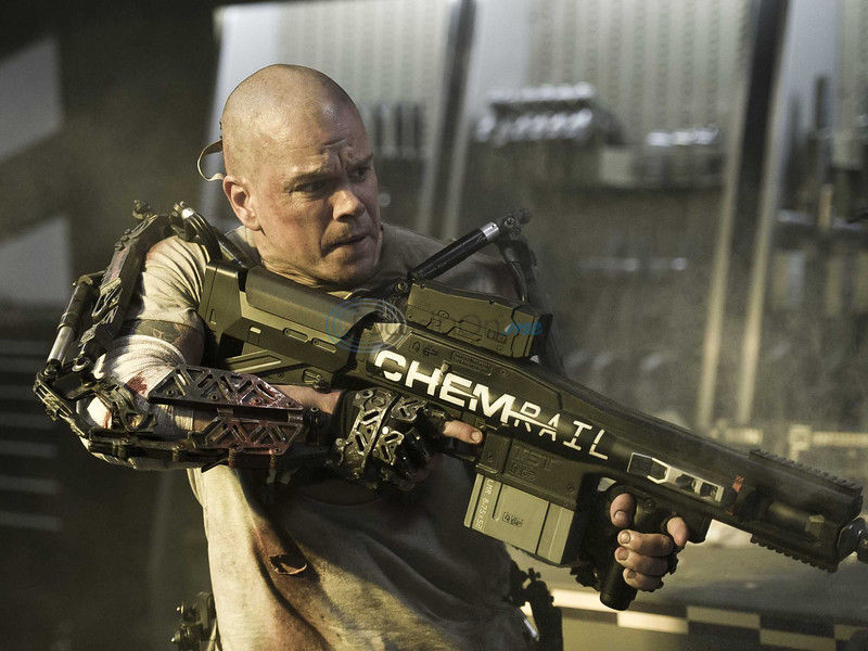 'Elysium' is smart sci-fi with something to say