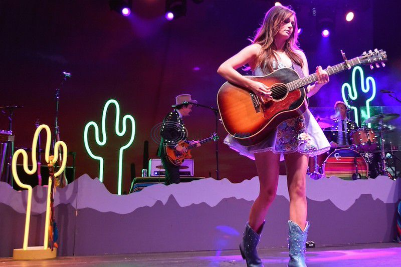 Kacey Musgraves heads to Mineola for a benefit concert in September