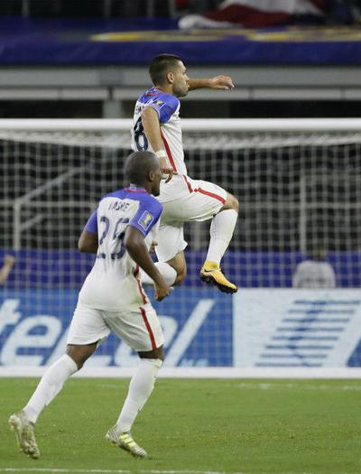 Dempsey ties USA scoring record in win over Costa Rica