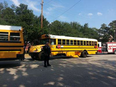 UPDATE: Tyler ISD bus involved in accident, 5 taken to local hospital