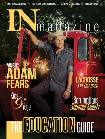 New IN Magazine Hits Newsstands