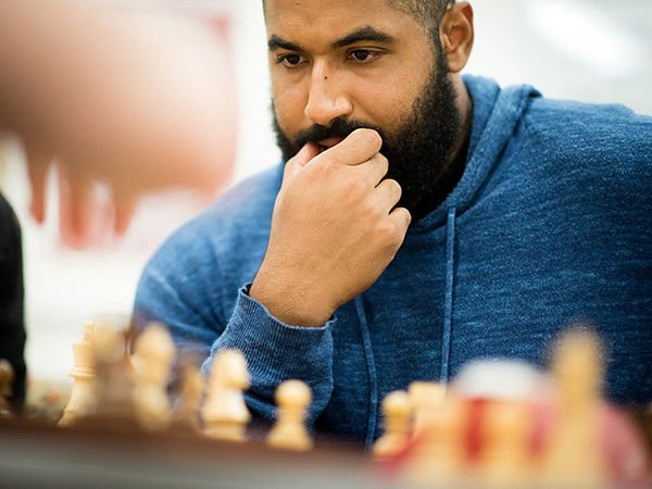 Baltimore Ravens lineman John Urschel's brain is made for math, and he's willing to risk it on the field