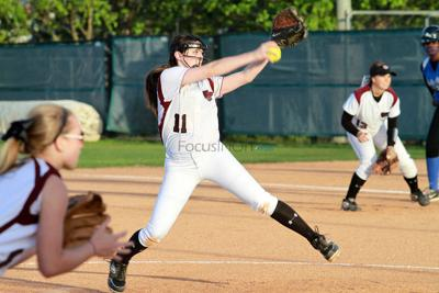 PHOTOS: Whitehouse High School Softball vs John Tyler High School
