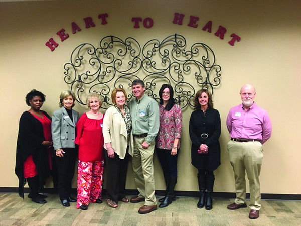 Heart to Heart Hospice hosts ribbon ceremony, open house