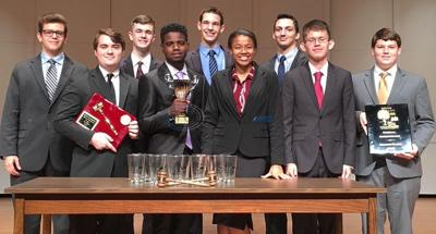 TJC Debate Team Places High in Tournament