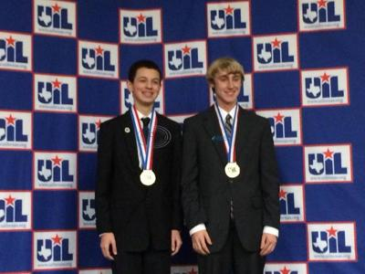 Athens sophomores win state debate title