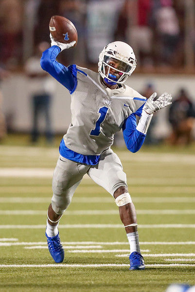CROWNED: John Tyler wins city, district championship with 49-28 win over Robert E. Lee