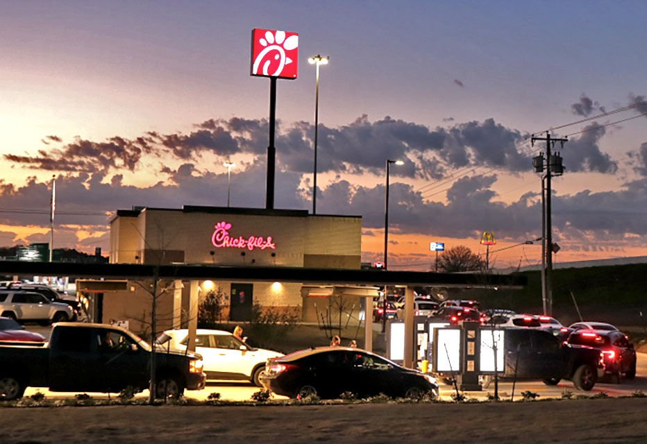 Chick-fil-A opens location at Lindale