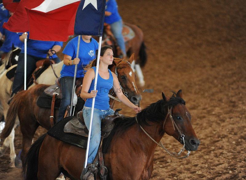In sync in saddles